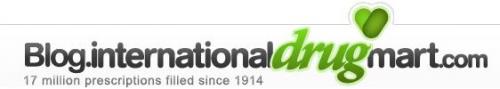 Logo for InternationalDrugMart'
