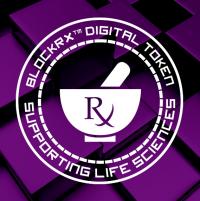BlockRx Logo