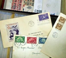 Rasdale Stamp Company'