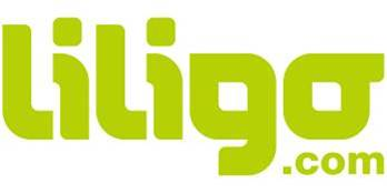 Logo for liligo.com'
