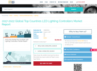 2017-2022 Global Top Countries LED Lighting Controllers