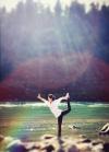 Yoga in Rishikesh'