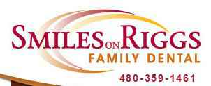 Smiles on Riggs Family Dental'