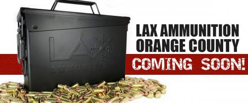 ammo store orange county'