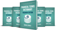 Financial Book Series Mockup