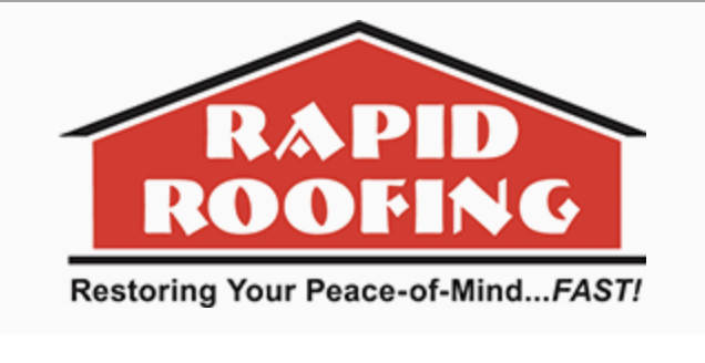 Rapid Roofing Logo