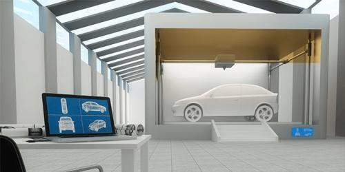 Automotive 3D printing market'