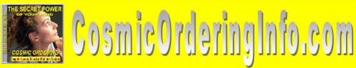 Cosmic Ordering Info'