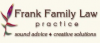 Company Logo For Frank Family Law Practice'