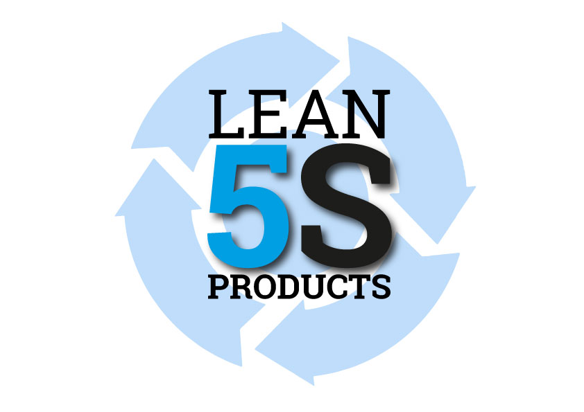 Lean 5S Products LLC Logo