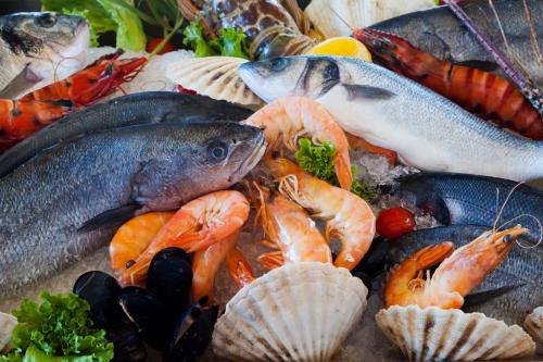 Seafood Market'