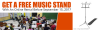 Get a Free Music Stand From Rayburn Music'