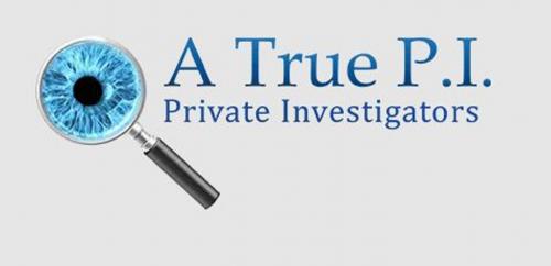 Company Logo For A True P.I. Private Investigator'