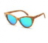 Top Quality, Fashionable Wood Framed Sunglasses Available Fr'