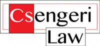 Csengeri Law Logo