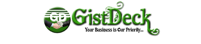 Company Logo For Gistdeck Business Ideas'