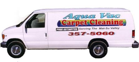 Company Logo For Aqua Vac'
