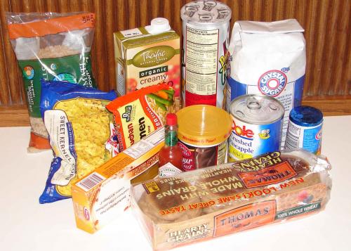 Packaged Food Marke'