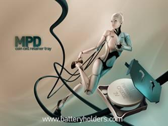 MPD Wallpaper'