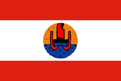 Polynesia Flag'