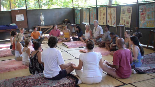 Meditation Teacher Training in India'