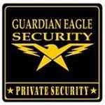 Guardian Eagle Security Logo