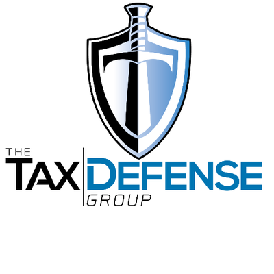 Company Logo For The Tax Defense Group'