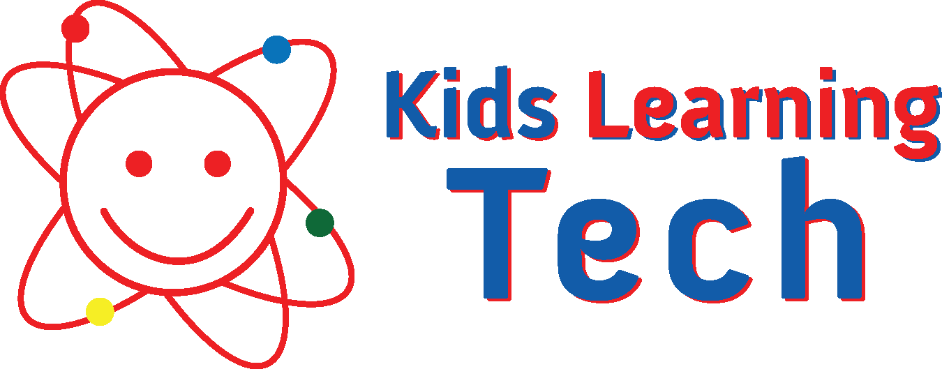 Kids Learning Tech Logo