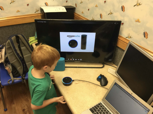 Kids Learning Tech Launches Amazon Echo Course'