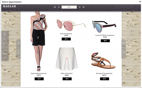 PubHTML5 Brochure Maker Now Supports Online Shopping'