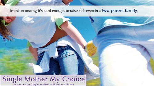 Single Mother My Choice'