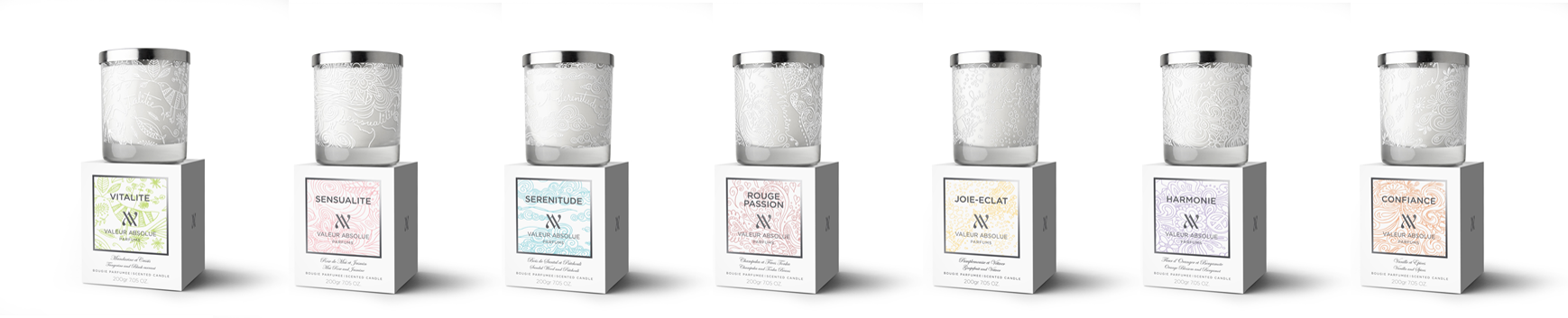 Valeur Absolue Introduces Luxury Candle Line From France