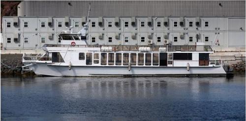 The 94-foot, 297 passenger Cavalier Royal.'
