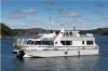 The 73', 250 passenger catamaran Katmar.'