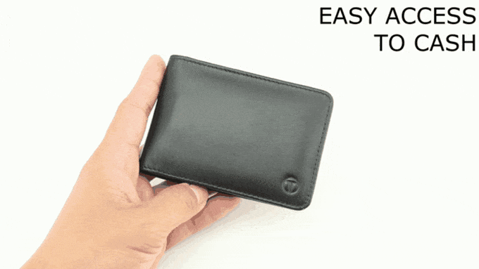 Slim Bifold Wallet 02
