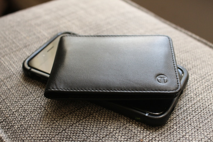 Slim Bifold Wallet 06
