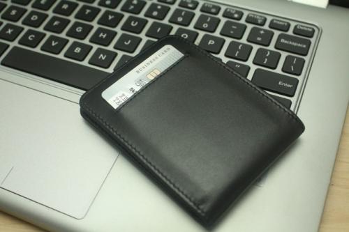Slim Bifold Wallet 07'