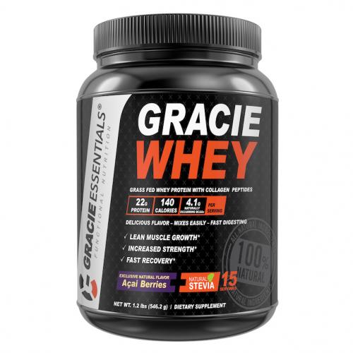 Gracie Whey Acai Flavor'