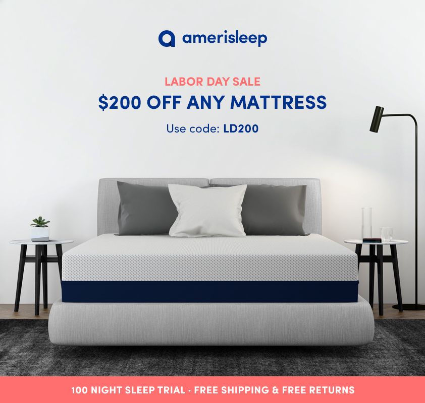 Amerisleep Announces 2017 Labor Day Mattress Sale