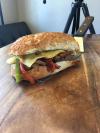 Philly Vegan Cheesesteak from Nick's Kitchen'