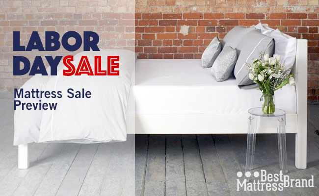 2017 Labor Day Mattress Sale Preview by Best Mattress Brand