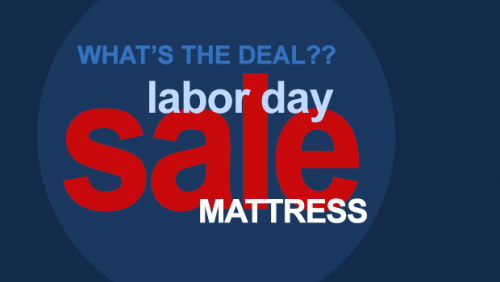 2017 Labor Day Mattress Sales Released in New Guide'