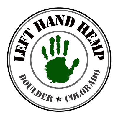 Left Hand Hemp Logo