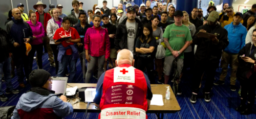 Relief for Those Impacted by Harvey'
