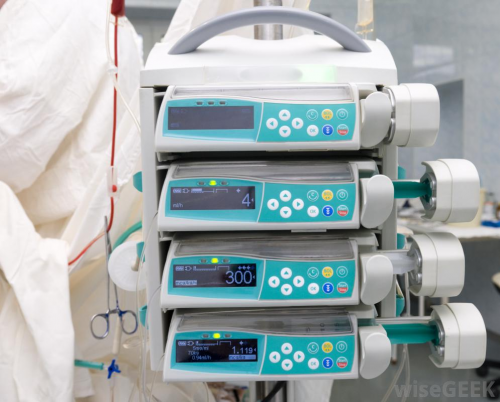 Intravenous Infusion Pump Market by Product : 2017-2023'