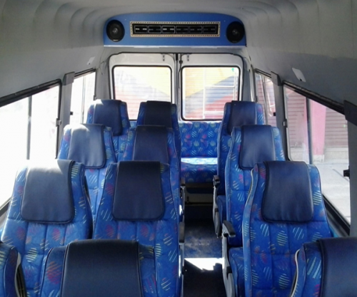 12 Seater Tempo Traveller'