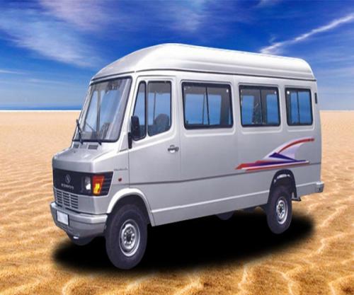 Luxury Tempo Traveller'