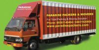 Paradise Packers Logo