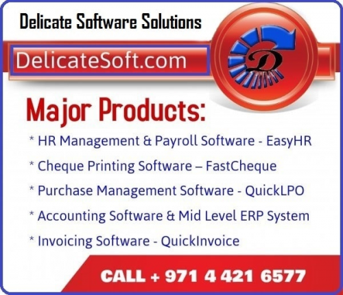 Company Logo For Delicate Software Solutions'