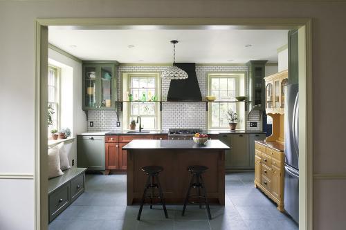 Mount Airy Kitchen Design'